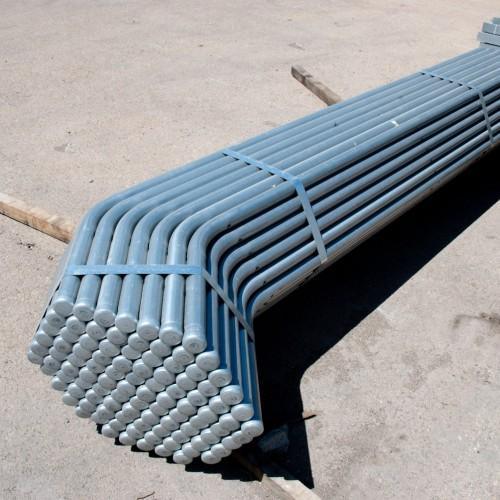 la aldeilla postes o tubos de valla la