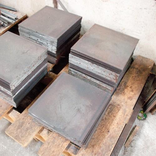 placas de anclaje
