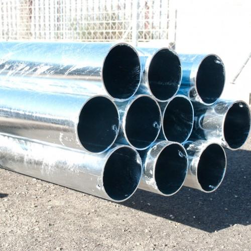 tubos de Centro